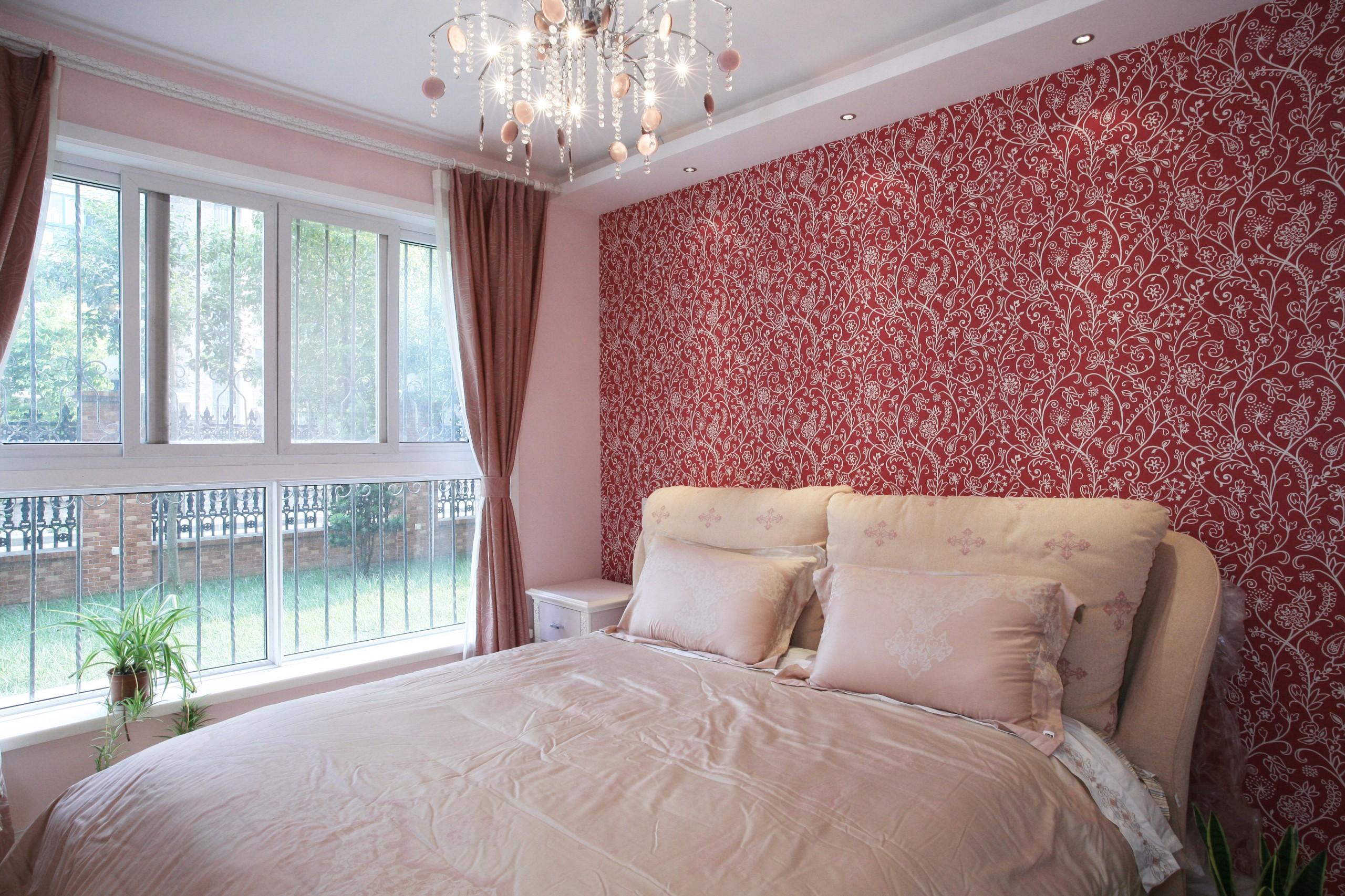 卧室装修图片温馨小屋